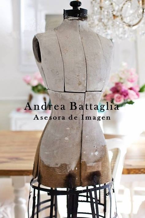 Andrea Battaglia asesora de imagen