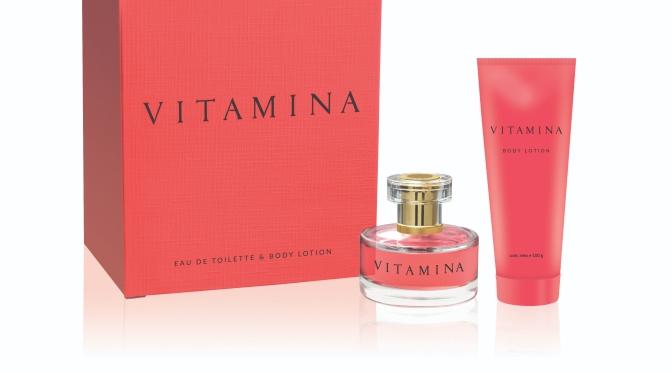 La fragancia insignia de Vitamina en un exclusivo cofre para mamá
