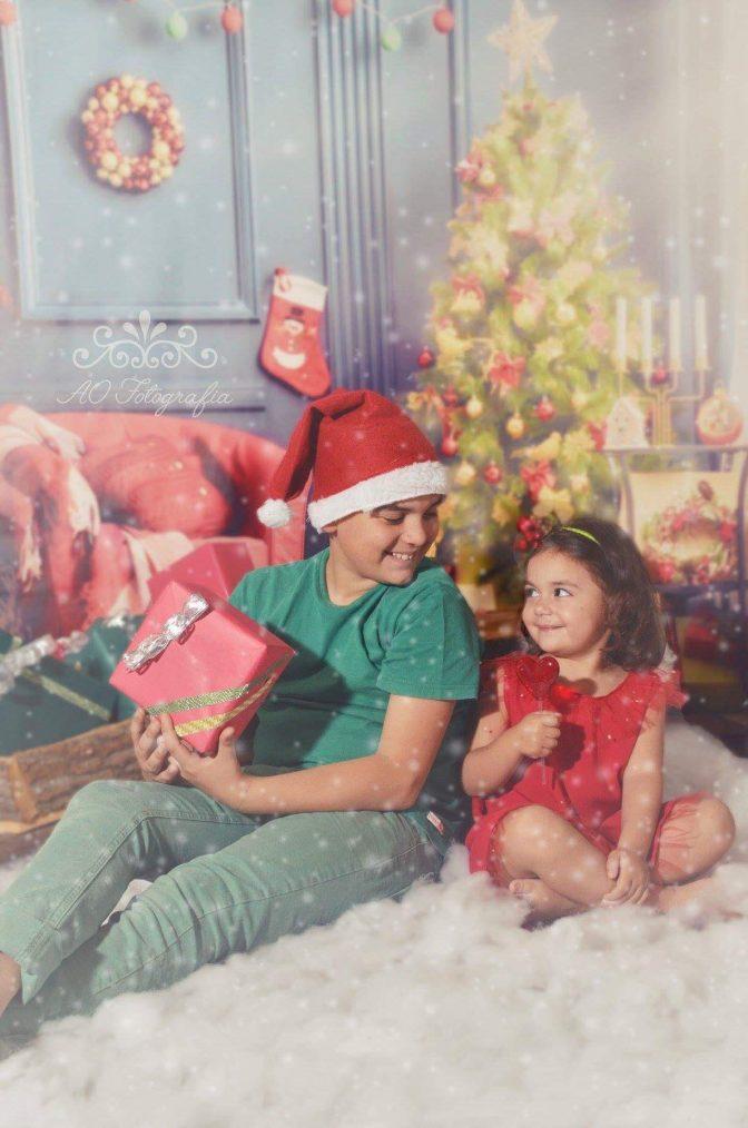AO Fotografía lanza el Álbum de Navidad para niños