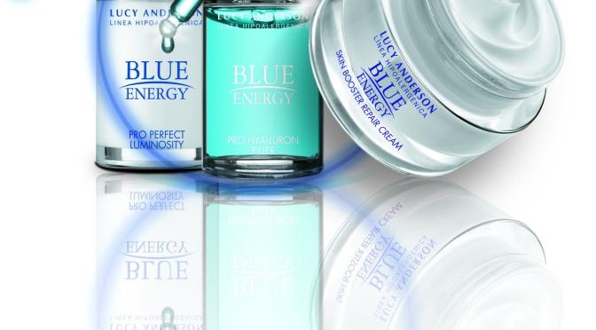 "LUCY ANDERSON PRESENTA SU INNOVADOR SISTEMA DE TRATAMIENTO ""BLUE ENERGY"""