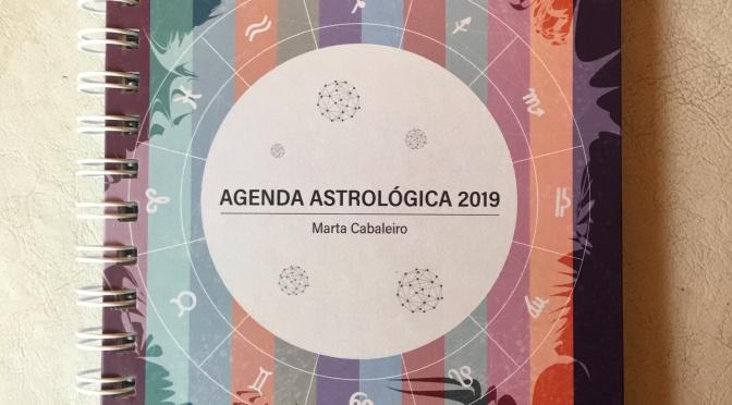 Ya está a la venta la Agenda Astrológica 2019