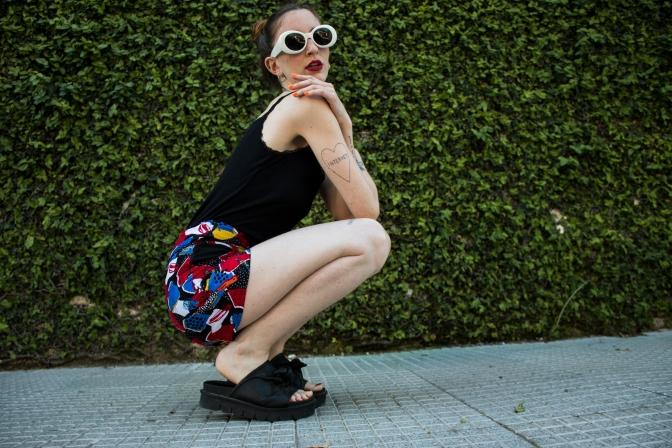Auka: ropa de diseño divertida con estampas y mucho color