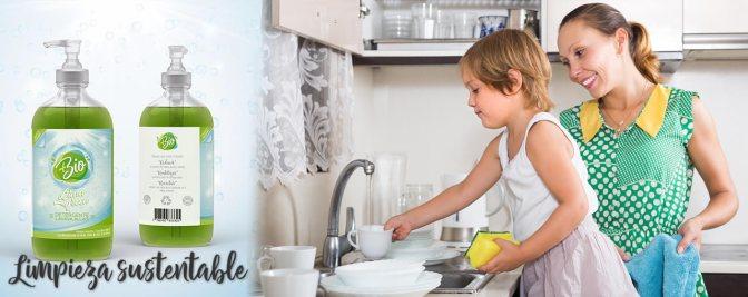 Más Bio: productos sustentables para limpiar tu hogar cuidando el planeta