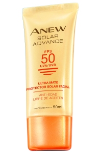Avon Anew Solar Advance Ultra Mate Proterctor Facial 50FPS