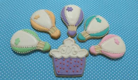 Cupcake - 5 Globos