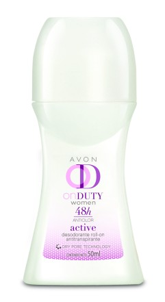 on duty active para ella desodorante roll-on antitraspirante