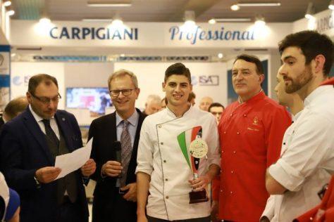 thomas infanti, de antiche tentazioni, ganador de la italian cup con receta del tiramisú-