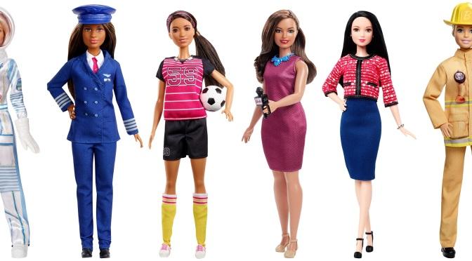 Barbie® celebra 60 años empoderando a las niñas
