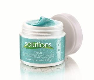 Crema Facial Exfoliante con Mentol 100 g