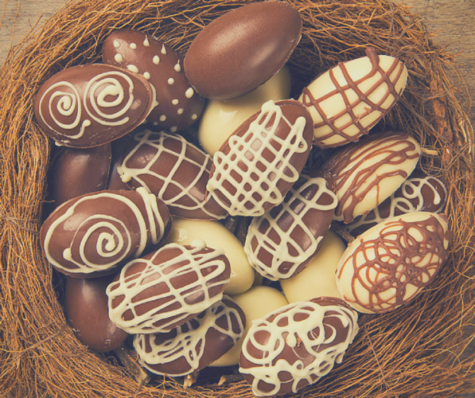 Paso a paso: cómo hacer huevos de Pascuas en casa y que queden geniales!