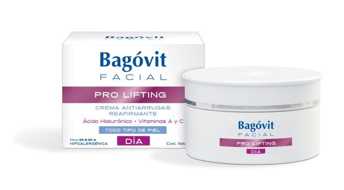 Recuperá el cutis después del verano con la línea Pro-Lifting de Bagovit