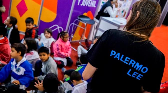 Palermo Lee 2019:Una década incentivando la lectura en los más chicos