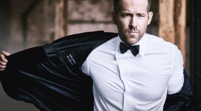GIORGIO ARMANI se alegra en anunciar a Ryan Reynolds como la nueva cara de sus fragancias Armani Code