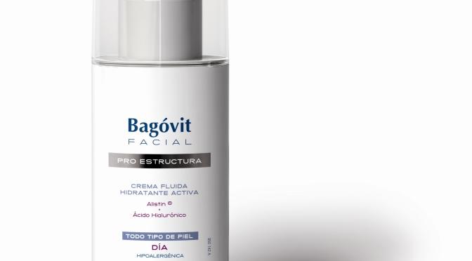 Bagovit presenta su crema Proestructura Hidratante Activa Ultra Liviana