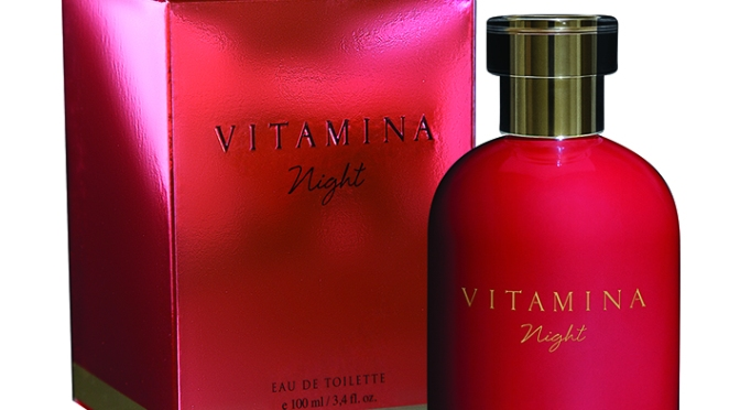 LLEGA VITAMINA NIGTH: vas a amar esta fragancia elegante y moderna