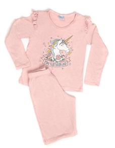 Pijama Unicornio Nenas $850