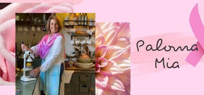 Paloma Mía se suma a la campaña de concientización del cáncer de mama