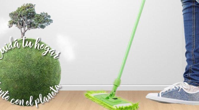 Más Bio: cuando limpias y al mismo tiempo cuidas el planeta