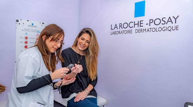 La Roche-Posay inicia su campaña de prevención del Cáncer de Piel en Buenos Aires