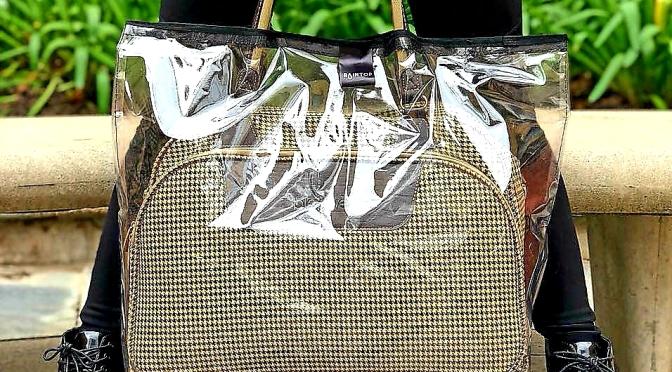 RAINTOP innovadores cobertores de mochilas, carteras y celulares para cuidar tus cosas de la lluvia