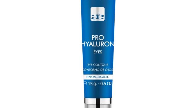 Eyes de la línea Pro Hyaluron de idraet Pro Dermo indispensable para tu mirada