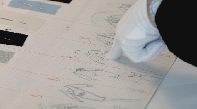 "Los ""Dibujos de Christian Dior"" cobran vida en la pantalla de Film&Arts"