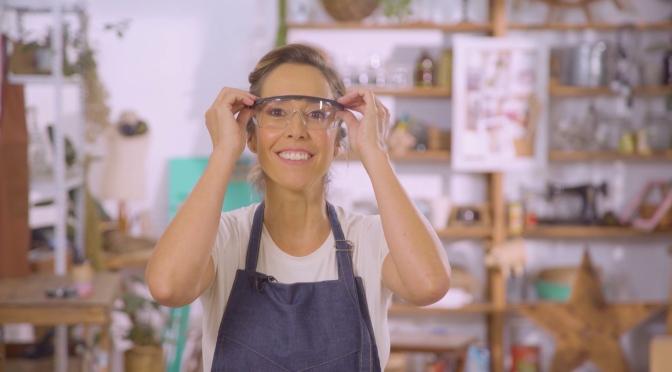 """""""La recicladora de muebles"""" vuelve con nuevas ideas a su taller por Más Chic"""