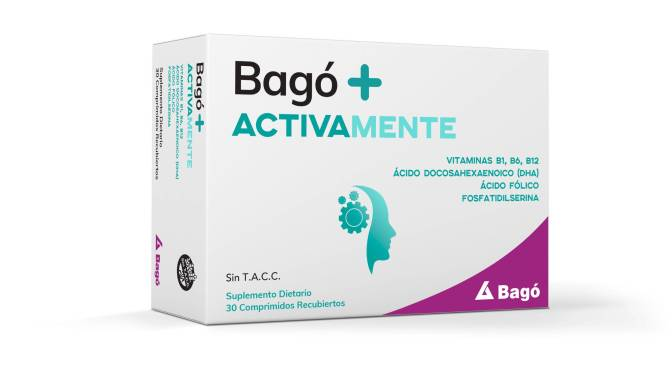 "LABORATORIOS BAGÓ PRESENTA ""BAGÓ+"""