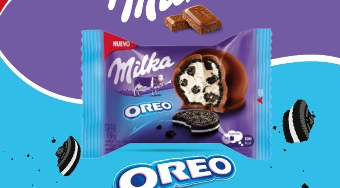 Milka y Oreo se unieron para lanzar su nuevo bombón
