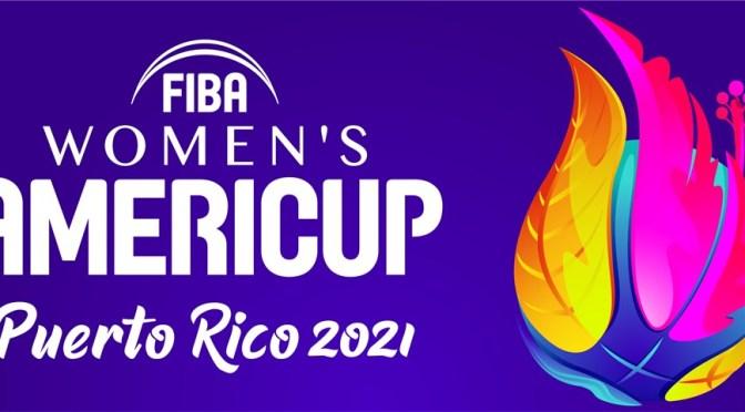 el LOGO FIBA AMERICUP FEMENINA 2021 busca llegar a nuevos PÚBLICOS y empoderar a la mujer