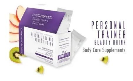 La aYUDA IDEAL PARA CONTROLAR TU PESO: Personal trainer beauty drink
