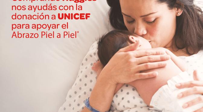 Kimberly-Clark y UNICEF promueven la importancia del contacto piel a piel para bebés prematuros en Latinoamérica