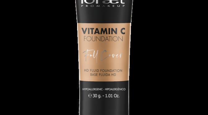 Idraet Pro Make Up amplía su línea Vitamin C con nuevos productos