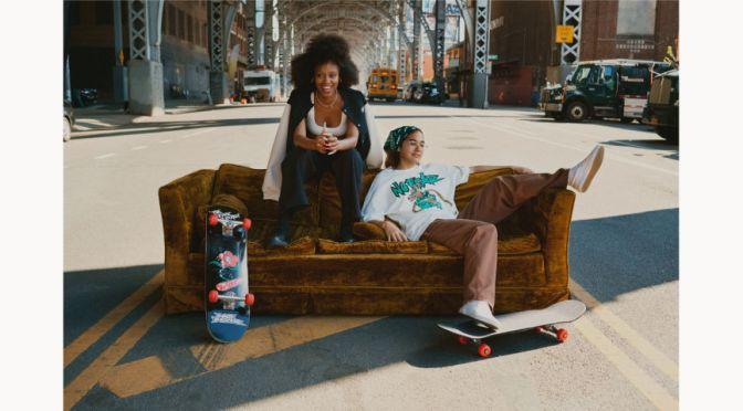 <strong>H&M colabora con la icónica marca de skate de los 90 No Fear</strong>